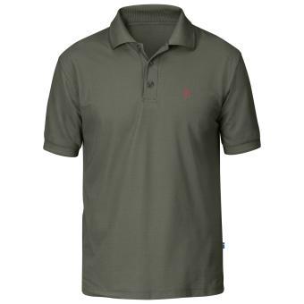 Crowley Pique Shirt mount.grey M   grau