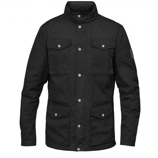 Räven Jacket black  Herren M | schwarz