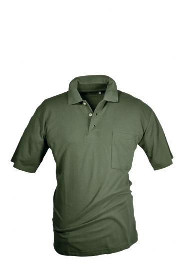 Polo Pique Shirt oliv S | oliv